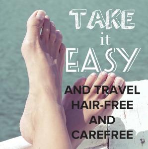 hairfree-travelling